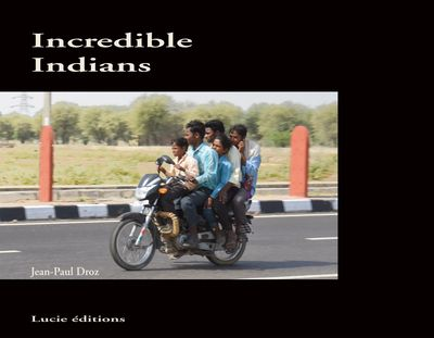 Couv Incredible Indians pour écran (HD) light